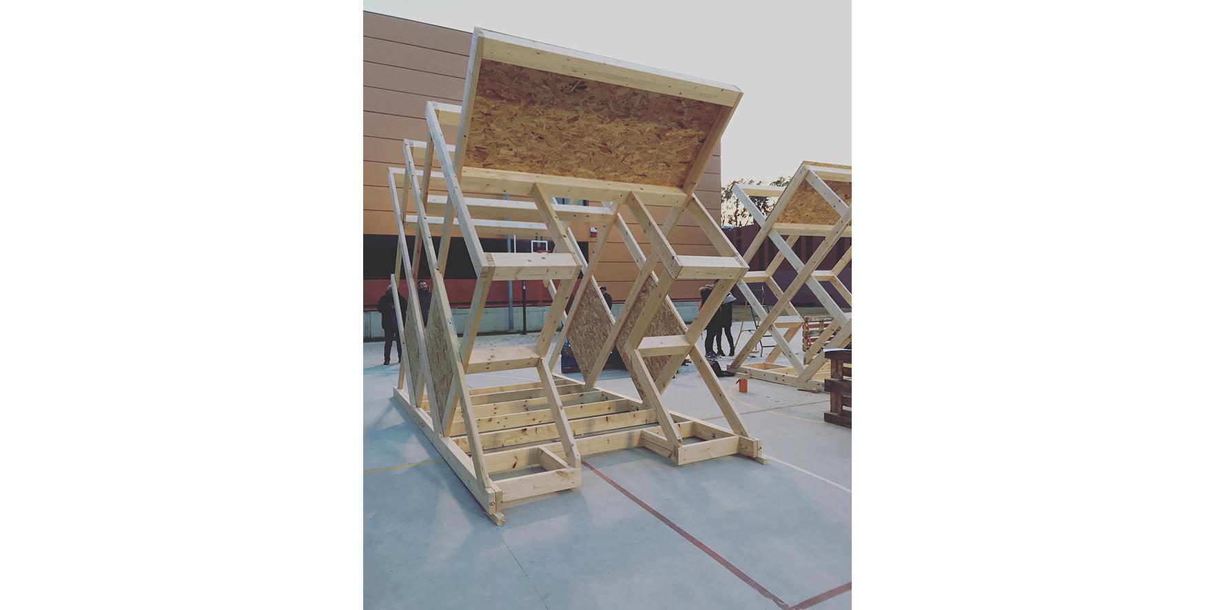 Estructures de fusta
