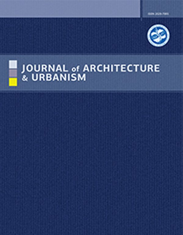 Jornal of Architecture & Urbanism